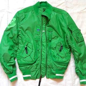 Alpha Industries Mens bomber jacket sz.XS/S